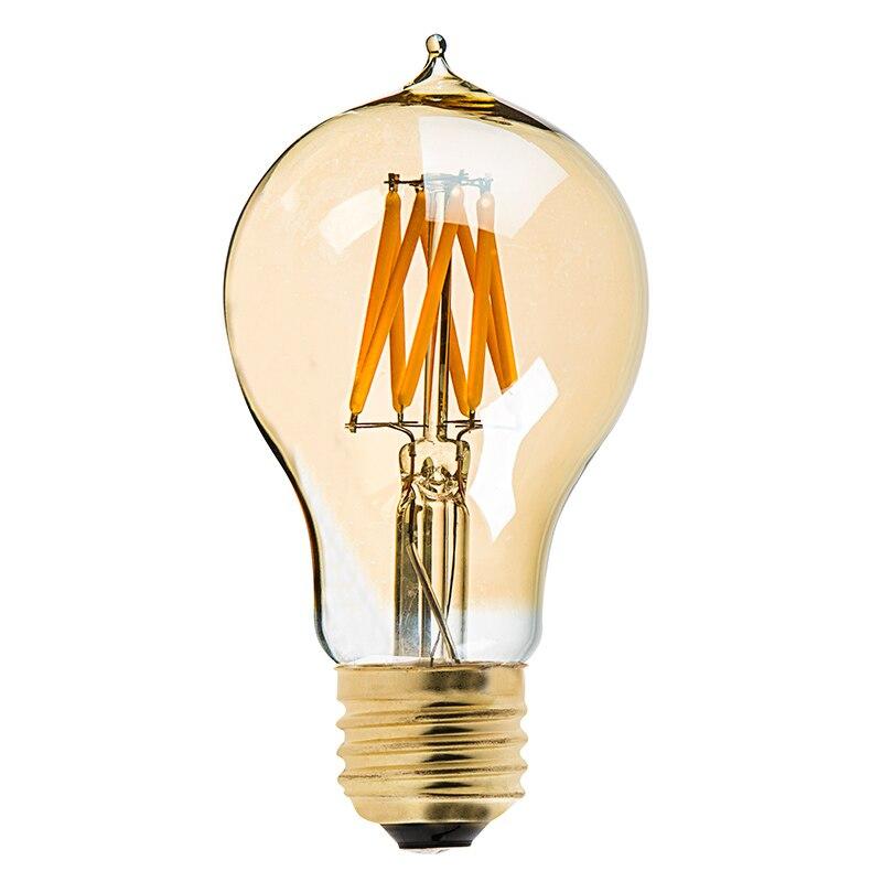 Lâmpadas Led e Tubos pode ser escurecido, led filamento Tipo : C32t C35 C35t G40 St45 T45 A19 St65 G80 G95 G125