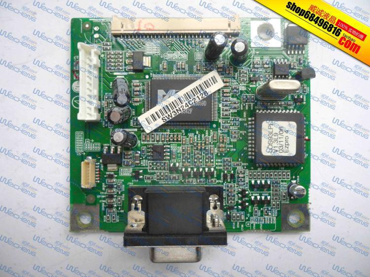 Free Shipping>DM-S93 logic board 6870T753A11 driver board / motherboard / signal board-Original 100% Tested Working new for acer v5 551 v5 551g english us laptop keyboard notebook palmrest touchpad cover