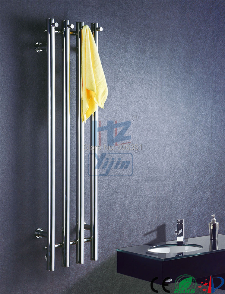 2018 Popaular Stainless Steel 304 Vertical Heated Towel