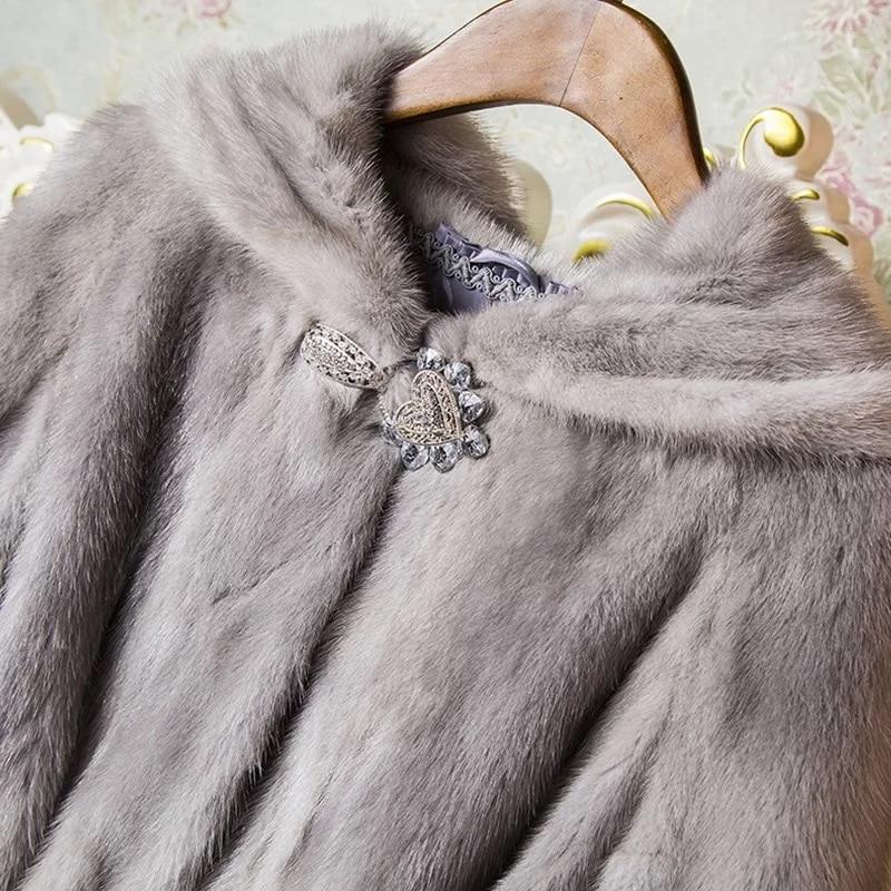 Naturel De Vison Silver Manteau Style Marque Qualité Natural Ceintures Fourrure Long Haute Hiver Élégant Tu144 Luxe Lady Femmes 079 Avec Des 2017 Veste c5IFYqc