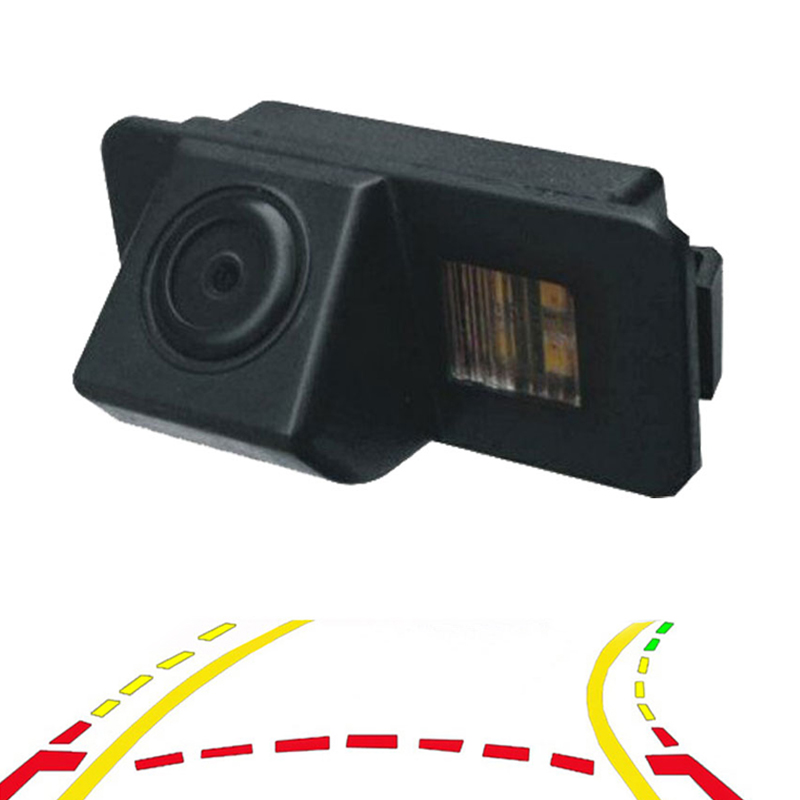 Variable Parking Line Dynamic Trajectory Tracks Car Rear View Camera For FORD MONDEO/FIESTA/FOCUS HATCHBACK/S-Max/KUGA