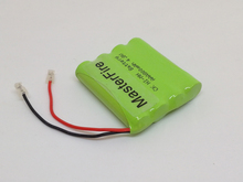 10PACK/LOT Brand New AAA 4.8V 800mAh NI-MH Rechargable Battery Batteries Pack Free Shipping