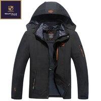Big Size L 8 XL 2016 New Arrival Warm Outdoor Winter Jacket Men Thick Windproof Coar