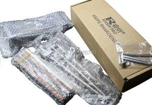 Image 4 - Voll Metall Universal Apex rand spitzer system messer schärfen 4 schleifstein schleifstein afiador de faca