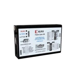Image 1 - Xilinx загрузчик Altera загрузка линии сетки Usb три в одном Fpga Cpld макетная плата