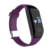 Alarme vibratório Pulseira Monitor de Freqüência Cardíaca Pulseira Inteligente Rastreador De Fitness Banda usb para iphone 7 xiaomi mi 3 pk cicret banda ajuste