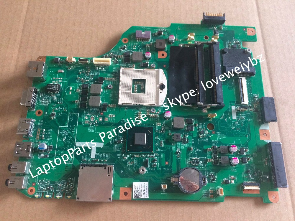 все цены на  Free Shipping For DELL Inspiron 3520 Laptop Motherboard 0W8N9D Main board PWB: MXRD2  онлайн