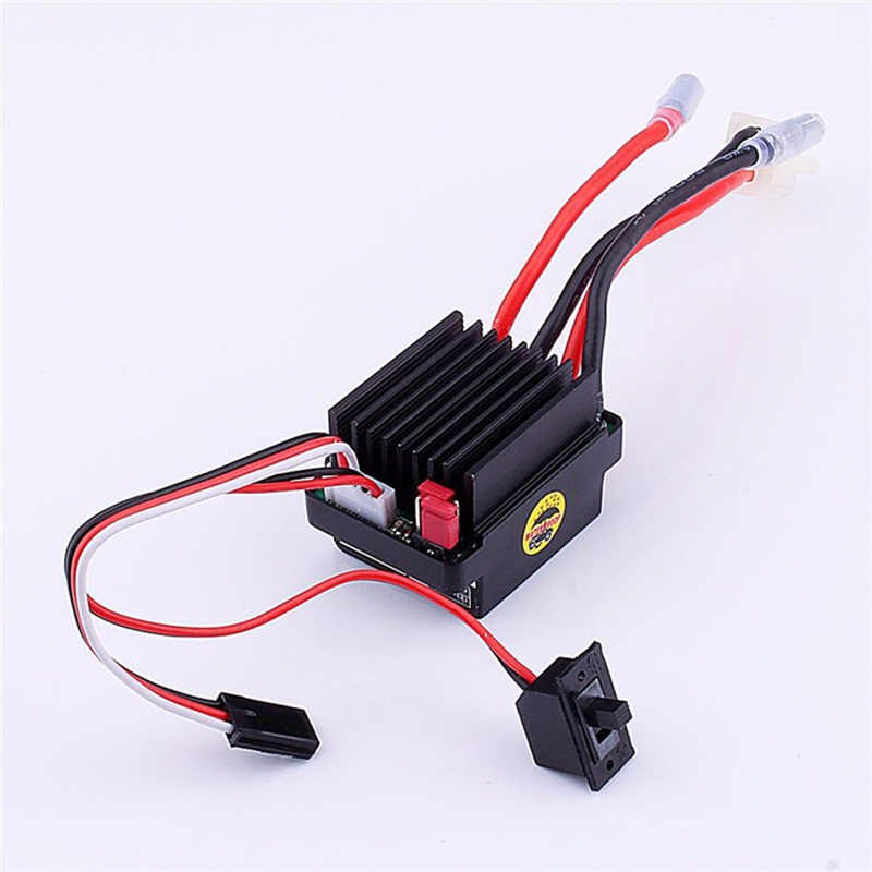 RC Schip & Boot R/C Hobby 6-12V Brushed Motor Speed Controller ESC 320A Geborsteld Motor speed Controller ESC RC Auto Boot