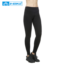 INBIKE Woman Yoga Pants Cycling Tights Pants Fitness Sports Leggings For Women Comfortable Running Trousers Bicycle tayt 1710
