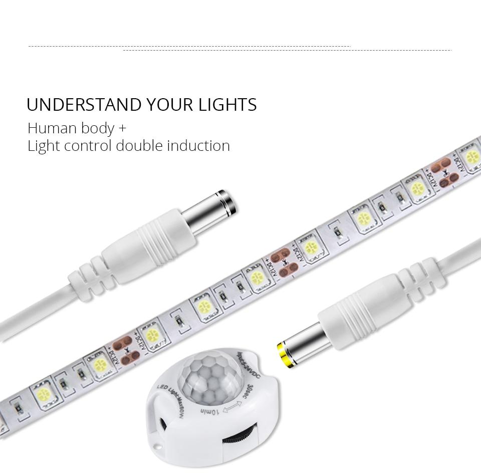 PIR LED Strip light (6)