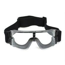 USMC Airsoft X800 Tactical Goggles gafas de seguridad gafas de Sol Gafas de Motor Gafas Gafas Ciclismo Riding Protección de Los Ojos