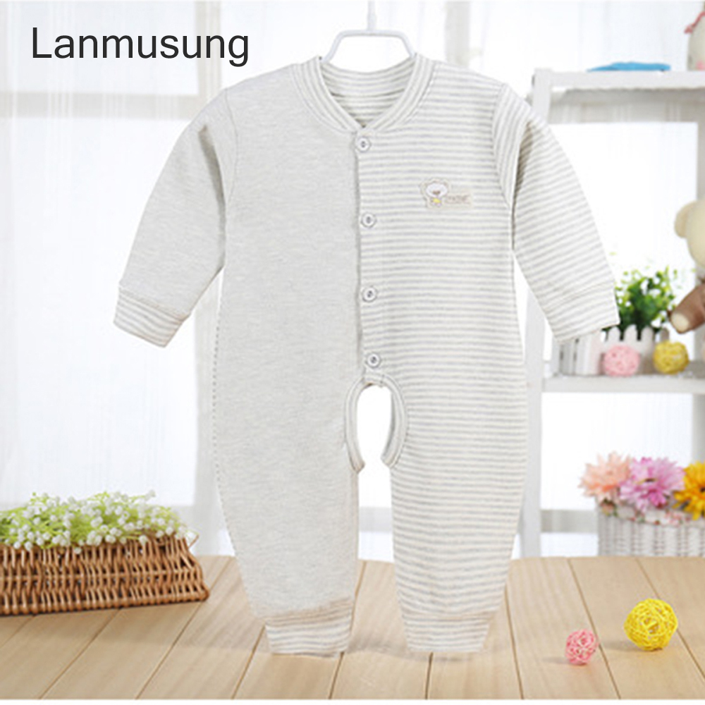 Baby Romper Baby Romper Ircoml Baby Boy Girl Romper Long Sleeve Infant Product Clothing Newborn Rompers