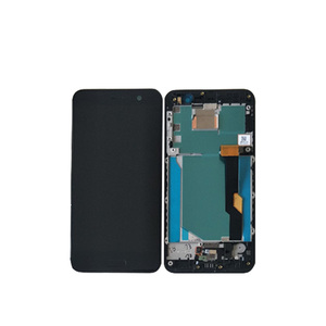 """Image 2 - Originale Axisinternational 5.2 """"Per HTC U Giocare Uplay Display LCD Screen + Touch Panel Digitizer Con Cornice Per HTC U Giocare Uplay"""