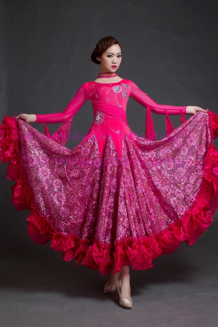 Atractivo Vestido De Baile De Color Bloque Inspiración - Colección ...