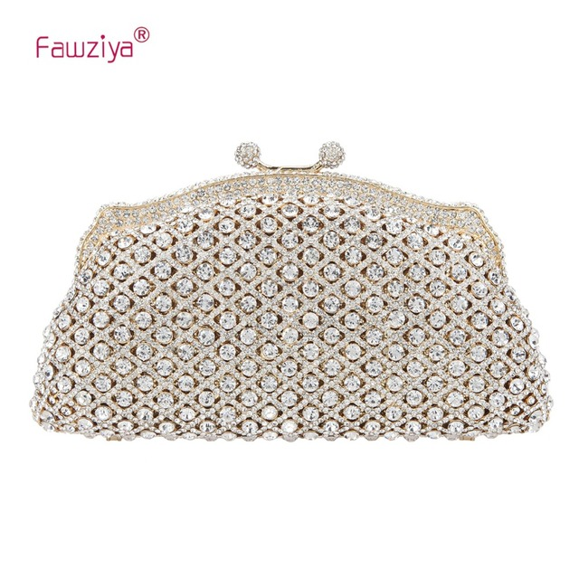 customers first delicate colors diversified in packaging US $49.0  Aliexpress.com : Buy Fawziya Kiss Lock Evening Bags For Womens  Clutch Purses And Handbags from Reliable crystal clutch evening bags ...