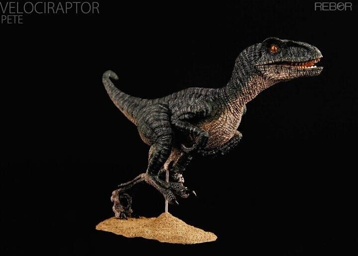 Velociraptor Pete Dinosauro Giocattolo Modello Classico Giocattoli Per I Ragazzi Con La Scatola Al Minuto-in Action figure e personaggi giocattolo da Giocattoli e hobby su  Gruppo 3