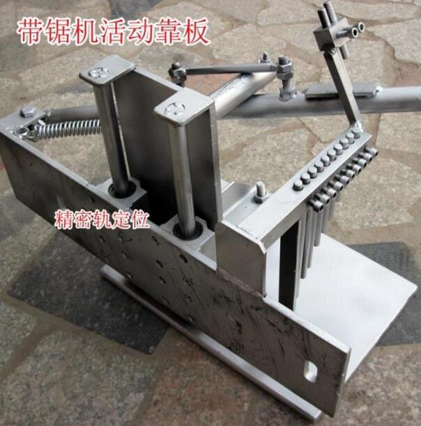 L'activité Plaque pour Machine À Scie À ruban Actif Déflecteur Limitant Plaque Machine à Scier