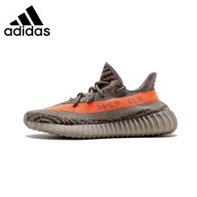 745b1f10 Adidas Yeezy Boost 350 V2 Original New Men Running Shoes Lightweight  Breathable Sports Sneakers#BB1826
