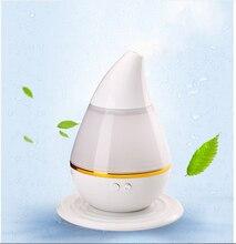 New Arrival Ultrasonic Mini USB Home Office Humidifier Diffuser Air Moist Moisture Skin Care Tool White