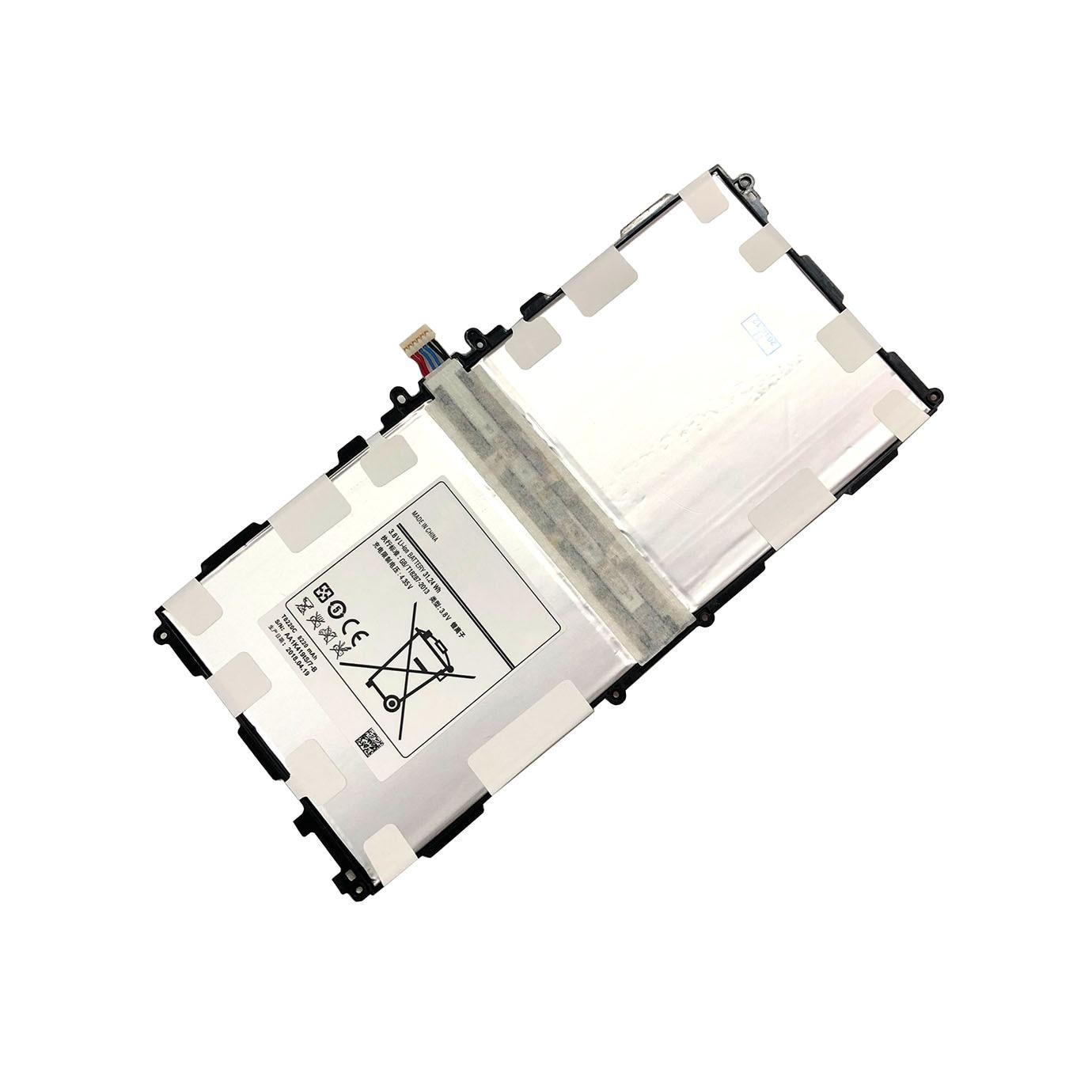 T8220E Tablets Bateria de Substituição Para Samsung Galaxy Note 10.1 2014 Edição SM-P601 P600 T520 P601 P605 P607 8220mAh Reais