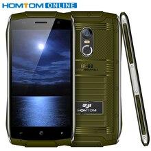 HOMTOM ZOJI Z6 IP68 Étanche Smartphone Android 6.0 MTK6580 Quad Core HD Téléphone 1 GB RAM + 8 GB ROM 3G Antipoussière Mobile Téléphone