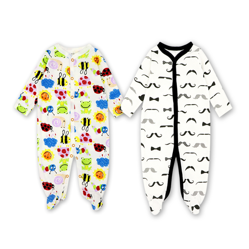4d41cc1513a9 Free Shipping 2017 New Baby Boy Clothes Girls Clothing Baby rompers Baby  Clothing Unisex Long-sleeved Clothing Set Baby s Sets