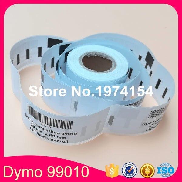 25x rouleaux dymo compatibles étiquettes 99010 papier sensible à la chaleur dymo étiquettes dymo99010 28mm x 89mm-in Rubans encreurs from Ordinateur et bureautique on AliExpress - 11.11_Double 11_Singles' Day 1