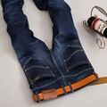 2016 Mens Brand Warm Winter Jeans Brand New Casual Men's Jeans Slim Men Pant Fashion Jeans Men Straight hombre pantalones
