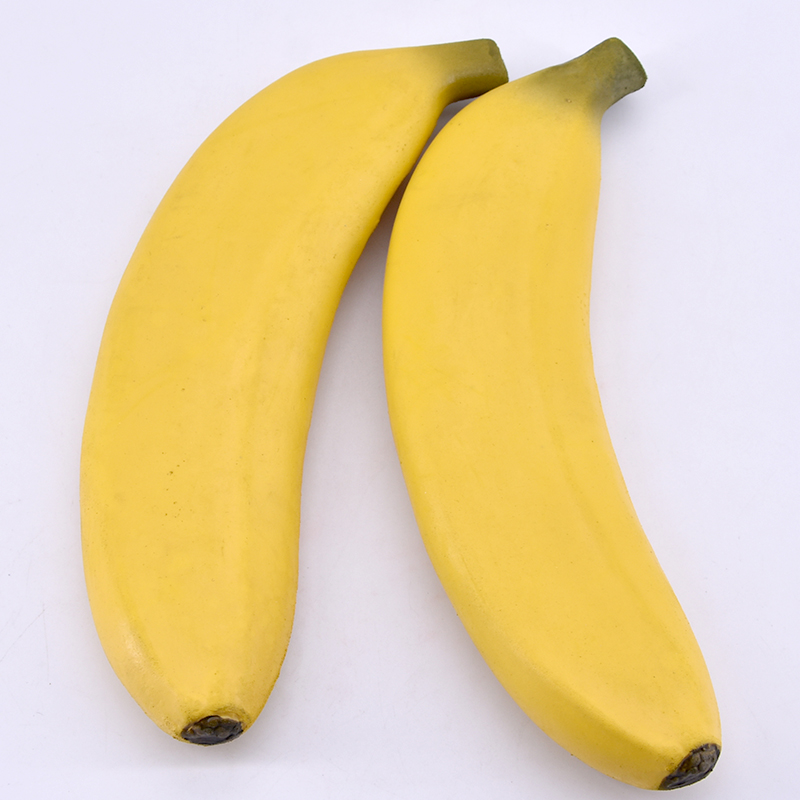 1pc Rubber Fake Banana From Empty Hand Imitation Vanishing Appearing Banana Magic Tricks Stage Gimmick Props Illusion Comedy
