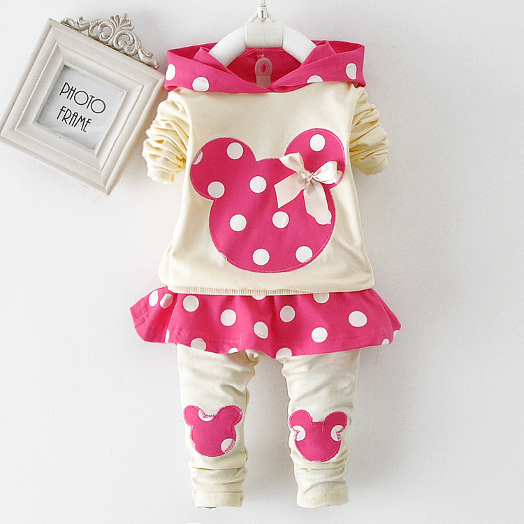 Baby Boy Minnie Mouse Hoodie Set Unisex Baby Boys Grils Hooded Sweatshirt Pants Tracksuit Hoodie Outfits Set See Details Product - Newborn Baby Boys Girls Twins Brothers Sisters Clothes Set Long Sleeve Minnie Mouse Hoodie Sweatshirt and Pants Baby Hooded Outfits Set.