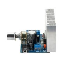 AIYIMA TDA7377 35 W + 35 W DC12V Bordo Amplificatore Audio 2.0 A Doppio Canale Diffusore Da Scaffale Stereo Amplificatore Ad Alta Potenza bordo