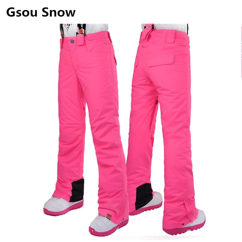 GSOU SNOW 2018 Wintersport სათხილამურო - სპორტული ტანსაცმელი და აქსესუარები