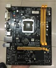Подержанные оригинальная для Biostar B85MG B85 LGA 1150 материнская плата Интерфейс USB3.0 все твердый носитель I3-4 170, I5-4590