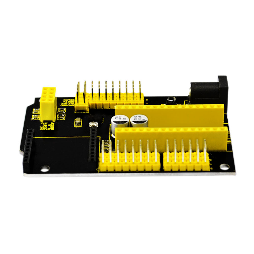 Keyestudio 7-12V NRF24L01 Development Board Designed for Nano 328P