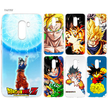 YAETEE Dragon Ball Super Z Kid Goku Silicone Case for Xiaomi Pocophone f1 Mi A2 Lite A1 Redmi Note 4X 5 5A 6 Pro S2 Plus