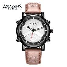 Мужские часы мужского кварца Мужские наручные часы из натуральной кожи