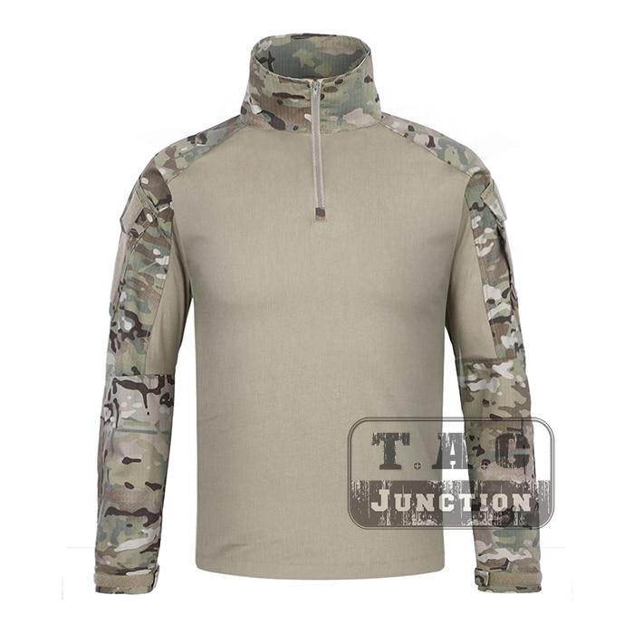 Tactical Emerson BDU G3 Combat Shirts Emersongear CP Style Battlefield Tops Assault Uniform Body Armor Apparel