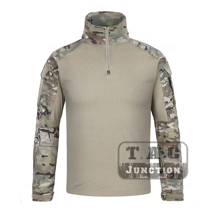 Tactical Emerson BDU G3 Combat Shirts Emersongear CP Style Battlefield Tops Assault Uniform Body Armor ApparelTactical Emerson BDU G3 Combat Shirts Emersongear CP Style Battlefield Tops Assault Uniform Body Armor Apparel