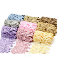 9cm wide Water soluble lace curtains hand DIY accessories clothing skirt cloth