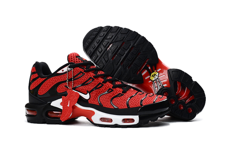 NIKE AIR MAX PLUS TN Men's Breathable Running shoes Sports Sneakers platform KPU material Tennis shoes 40-46 43