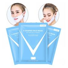 4D Lifting Mask V Line Face Lift Double Chin Reducer Intense Layer Firming And Moisturizing For Women Beauty Supply