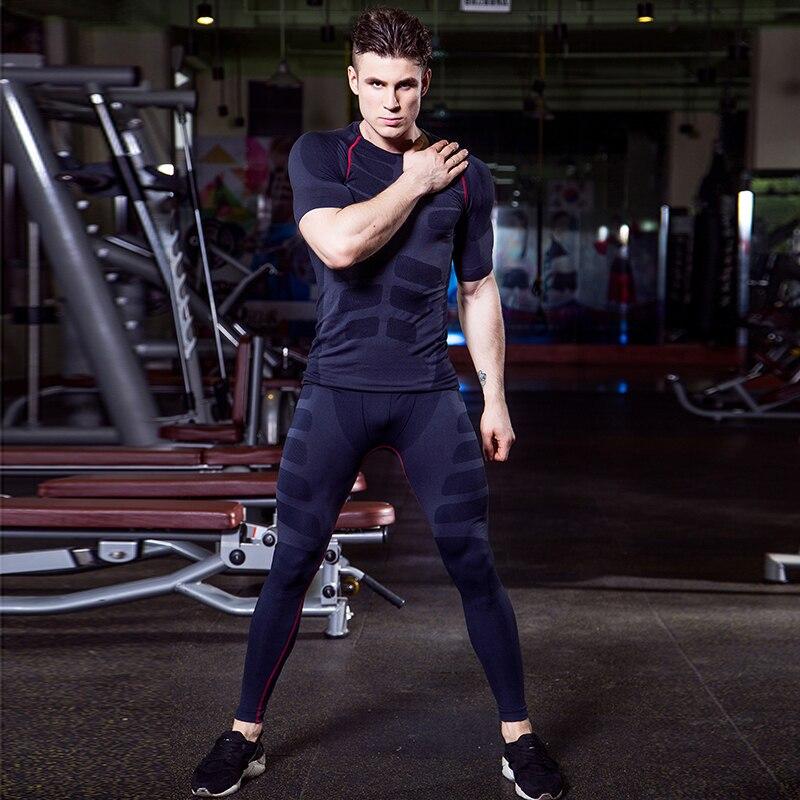 YD 2019 Жаңа қысу қысқа жейде T Shirt Фитнес - Спорттық киім мен керек-жарақтар - фото 3