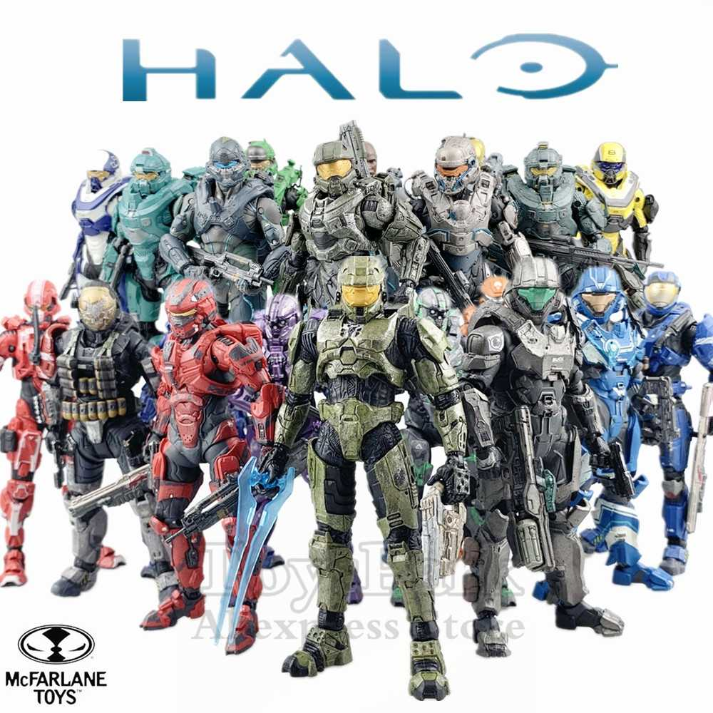 01c82aac76a2ce Original Mcfarlane Toys Halo Series 5