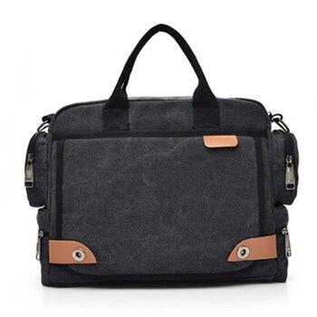 dc4270577e9f Сумочка Для мужчин брезентовый мешок Мужские Портфели Сумки на плечо сумка  для ноутбука Для мужчин Crossbody Курьерские сумки Сумки дизайнерск.
