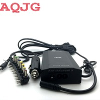 Computer Accessories Universal 120W AC Adapter Power Supply Charger Cord For Laptop Notebook With Car Charger