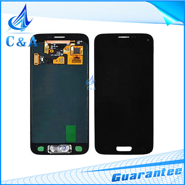 1 piece free shipping tested replacement parts 4.5 inch screen for Samsung Galaxy S5 mini G800 lcd display with touch digitizer