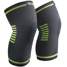 1 Pair Knee Brace, Compression Sleeve FDA Approved, Support for Arthritis,Running, Biking, Basketball Sports, Joint Pain Relief