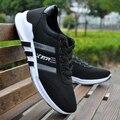 Breathable Men Casual Shoes Lace Up Mens Trainers Flat Walking Shoes Sport Comfortable Zapatillas Hombre Basket Femme Light Soft