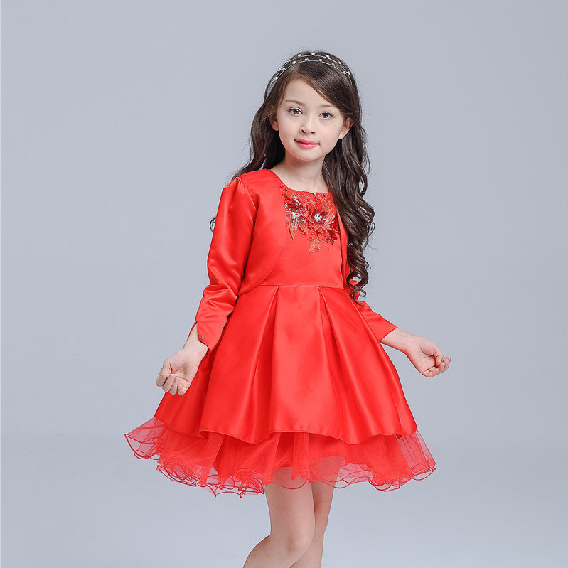 Online Get Cheap Red Dresses for 12 Year Olds -Aliexpress.com   Alibaba Group