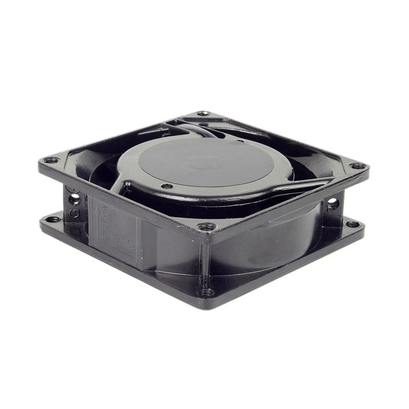 ALSEYE AC 220 / 240V ventilaator 80mm Kahe kuullaagriga - Arvuti komponendid - Foto 5